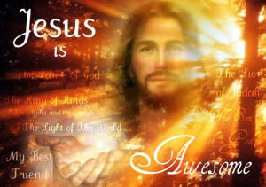 Beautiful-Jesus-Face-Picture-With-Inspired-Quotes-And-Sun-Shining-300x211