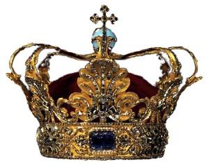 Christian_v_crown