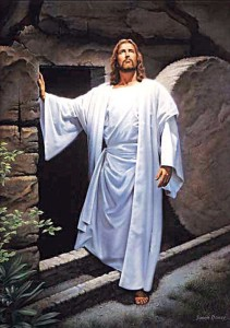 Jesus-Risen-From-The-Grave-In-Front-Of-Tomb-Picture-211x300