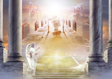 Marriage-or-Wedding-Supper-of-the-Lamb-Bride-Holy-City-New-Jerusalem-Zion-Jesus-Christ-Revelation-Chapter-19