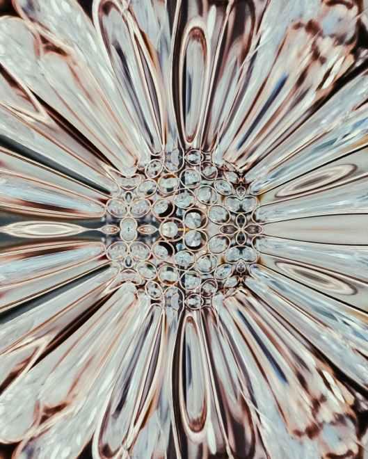 macro photography of sparkling diamonds